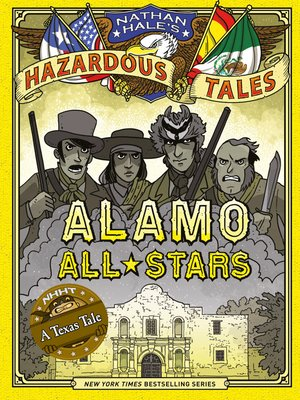 cover image of Alamo All-Stars